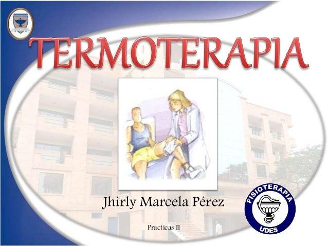 Jhirly Marcela Pérez Practicas II