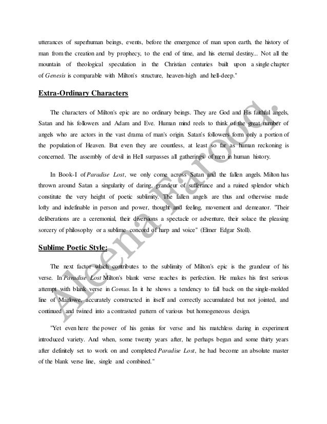 Essay About Maya Angelou Miguel Hidalgo Information Essay Poster Argumentative Essay Editor Best  Ideas About Paradise Lost Poem Paradise Satan Act Essay Example also Books Our Best Friends Essay Paradise Lost Essay Topics Essay On Women Day Cheap Argumentative  Life Is A Journey Essay