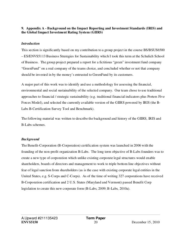 Obesity Essay Thesis   Old English Essay also High School Graduation Essay Term Paper Towards A Definition Of Organizational Sustainability American Dream Essay Thesis