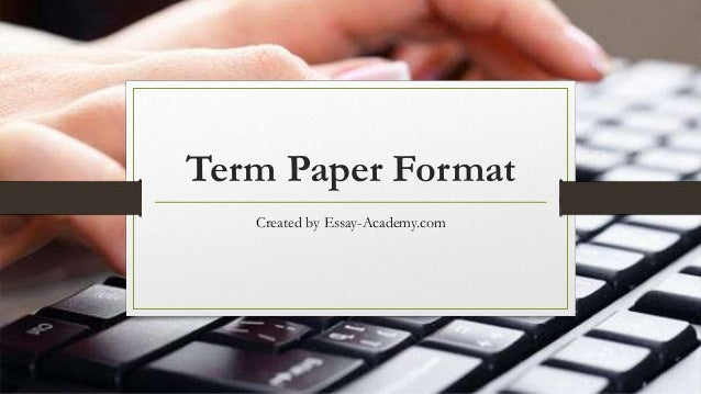term paper net A term paper is usually assigned to students as a research assignment that covers most of the material given over an academic term: a semester, or a whole academic year.