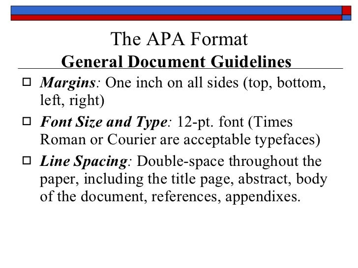 Acceptable fonts for research paper