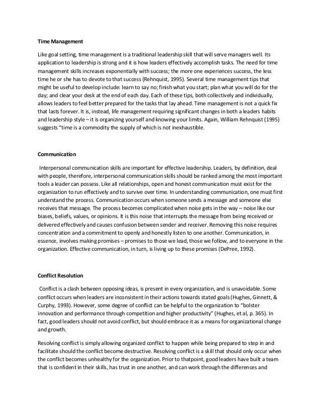 term paper on communication skills