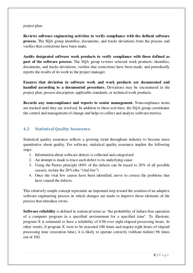 Total Quality Management Essays (Examples)