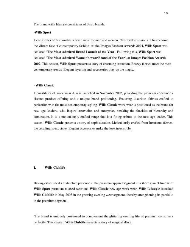 term paper title