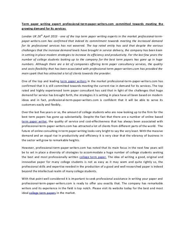 Model essay article spm