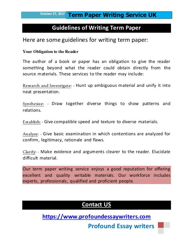 term paper writing service uk 2 27 2017 term paper writing service