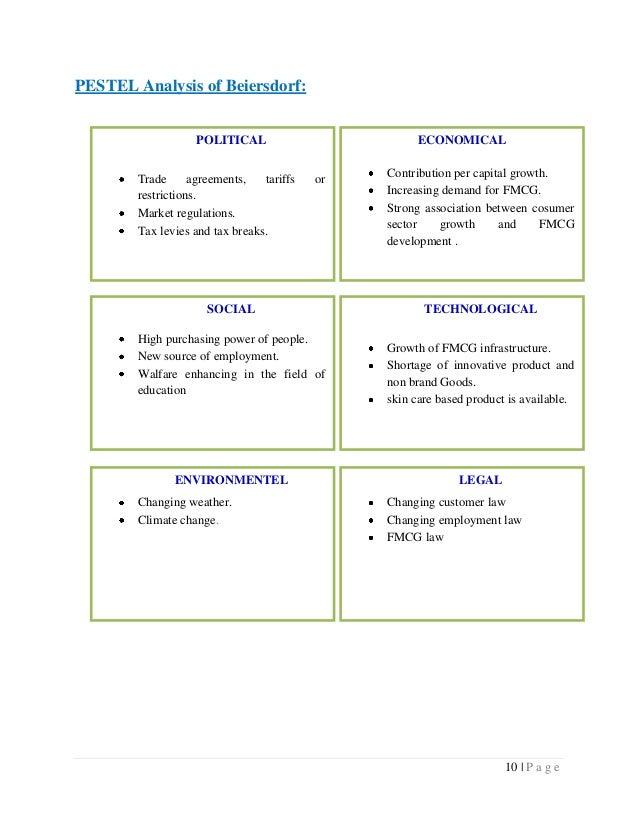 pestel nivea 13 sept 2013  nivea est le leader sur son marché des soins de la peau  21 partie iii :  analyse pestel de marche automobile bresilien.