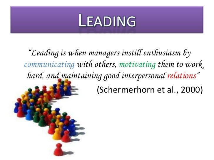 Effective Communication Between Management & Employees