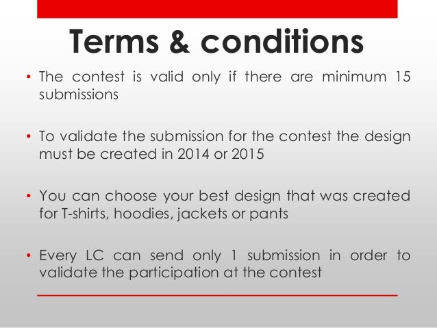 Photo contest terms and conditions template choice image terms and conditions brandshout design challenge contest terms conditions 2 pronofoot35fo choice image pronofoot35fo Gallery