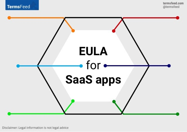 EULA for SaaS apps