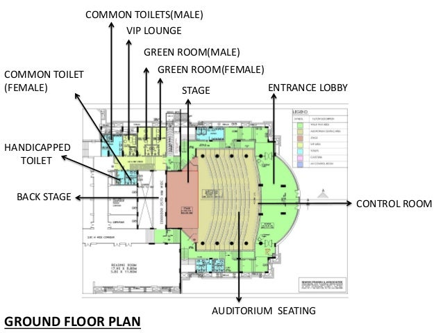 Terna Auditorium Nerul Acoustics Auditorium Mumbai on Hospital Room Floor Plan