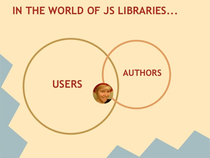 Making JavaScript Libraries More Approachable Slide 2