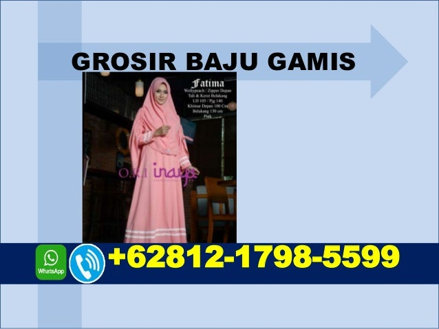 Kain Premium Hp Wa 0812 1798 5599 Baju Gamis Adem