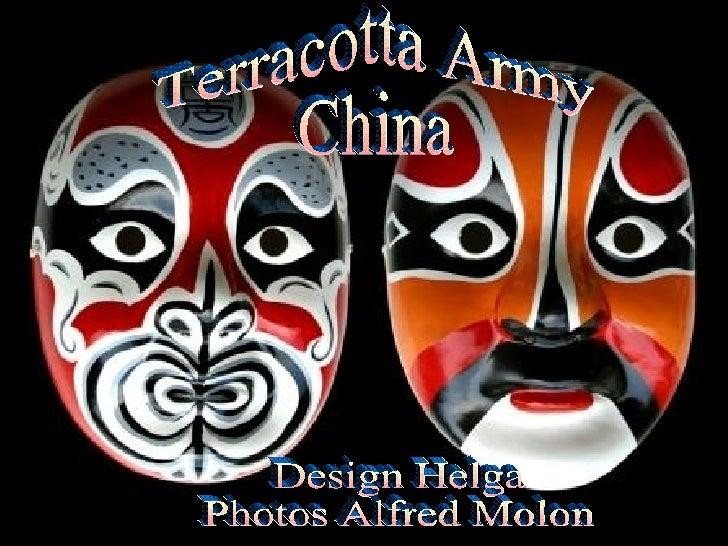 Terracotta Army China Design Helga Photos Alfred Molon