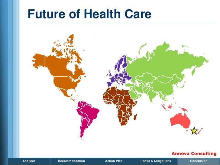 Future of Health Care                                                                     Annova Consulting Analysis   Rec...