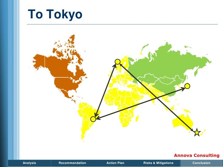 To Tokyo                                                                     Annova Consulting Analysis   Recommendation  ...