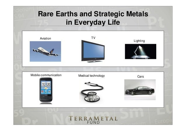 Invest in Rare Earth Metals - Terra Metal Fund