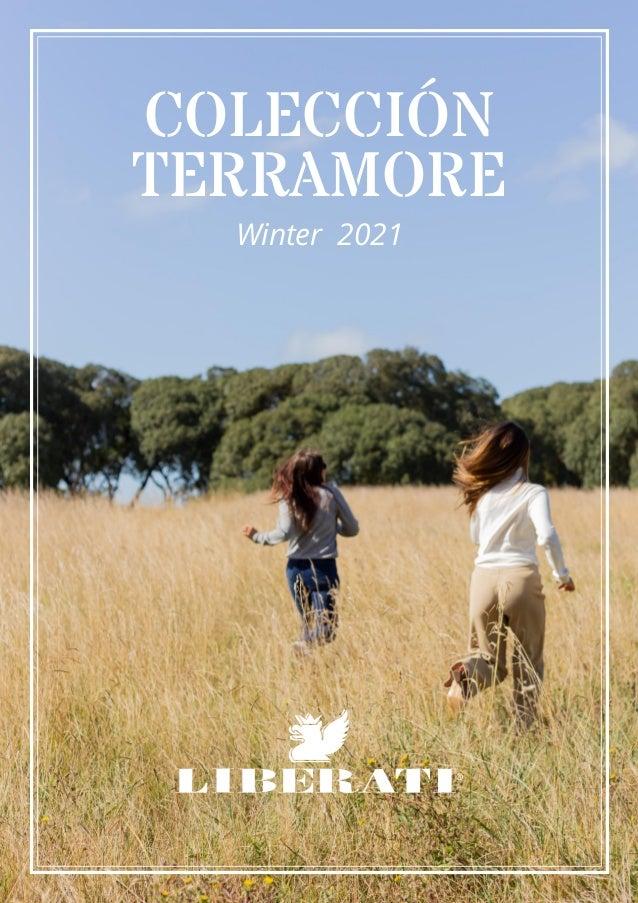 COLECCIÓN TERRAMORE Winter 2021