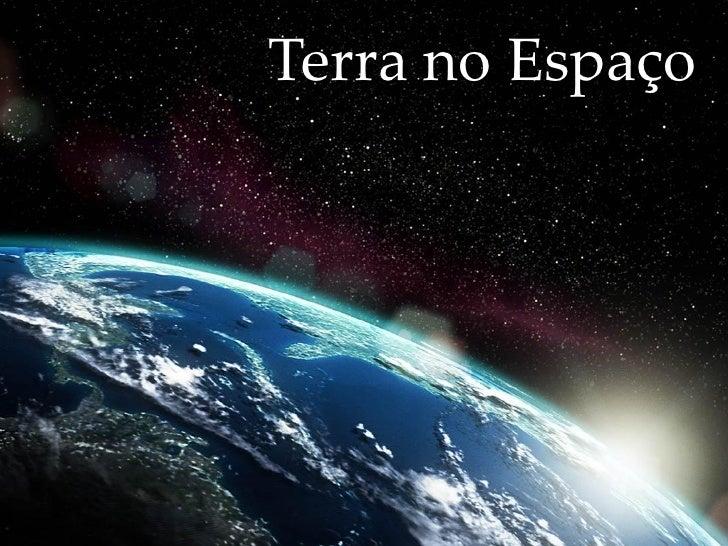 Terra no Espaço{