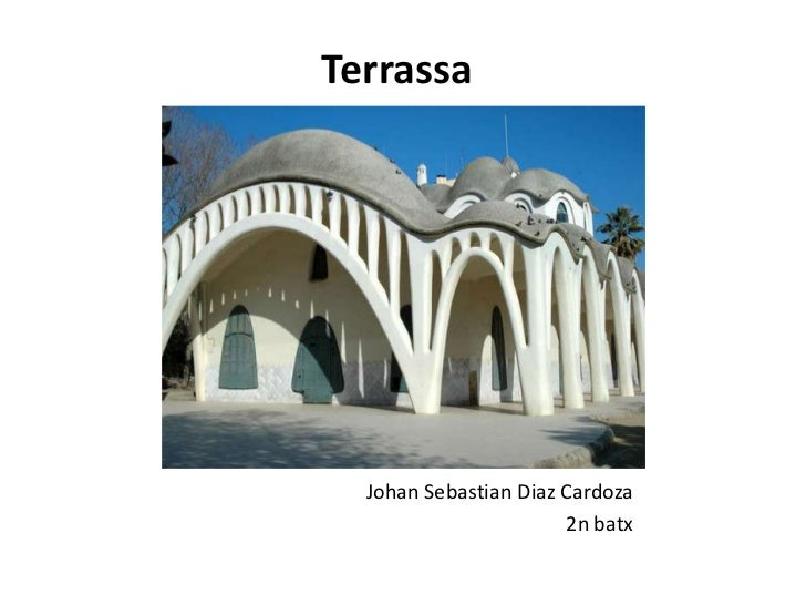 Terrassa  Johan Sebastian Diaz Cardoza                       2n batx