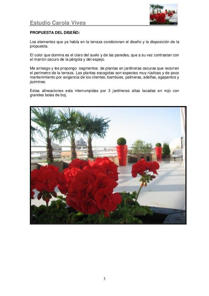 Terraza 145m calle orense madrid 2011 estudio carola vives - H m calle orense madrid ...