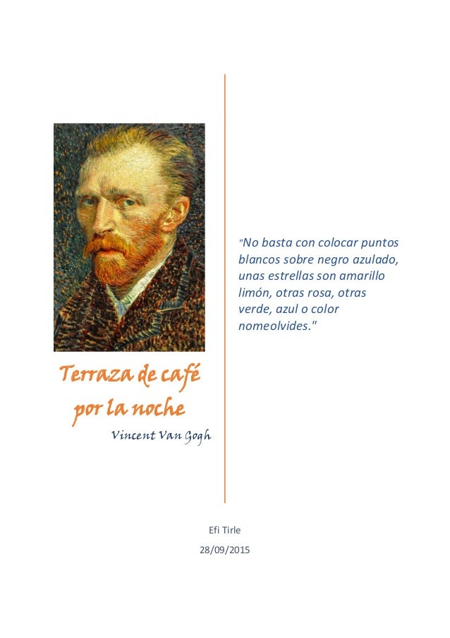 Terraza De Café Por La Noche Efi Tirle