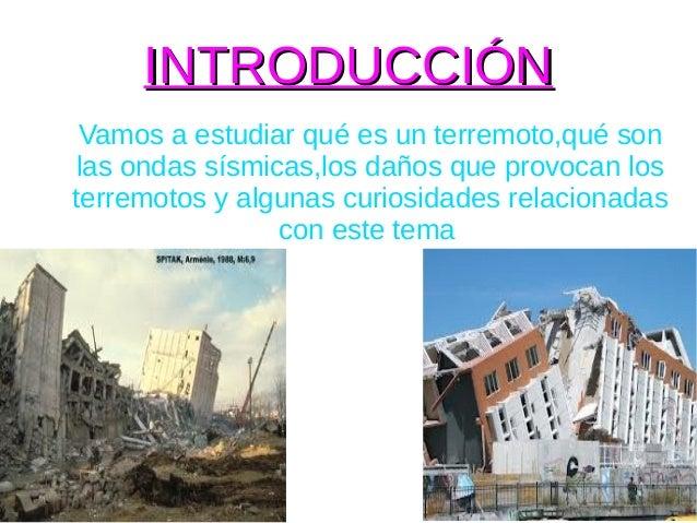 Terremotos Slide 3