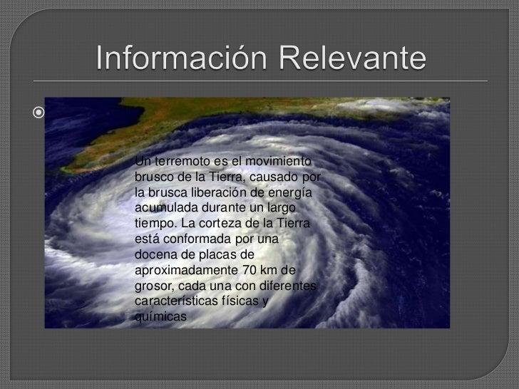 Terremotos y tsunamis for Informacion sobre los arquitectos