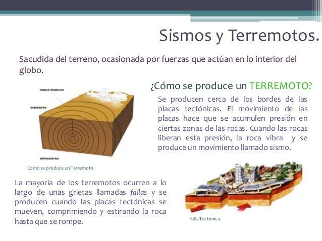 Terremotos y tsunamis for Como se cocinan los percebes