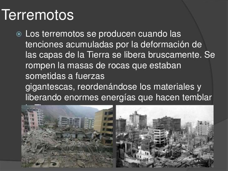 Terremotos y tsunamis de carcamo y mario Slide 2