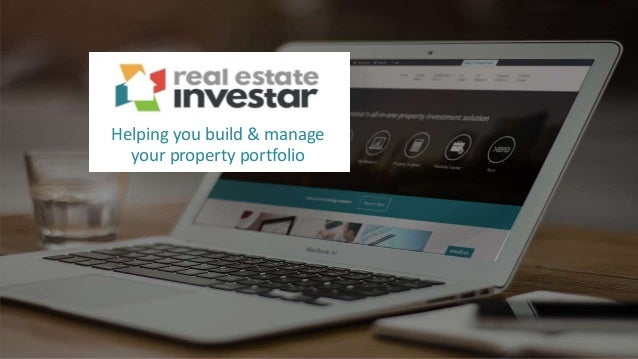Helping you build & manage your property portfolio