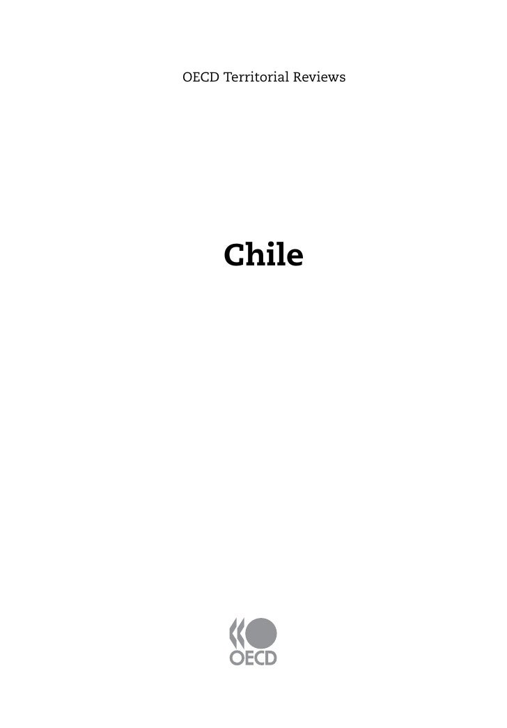 OECD Territorial Reviews           Chile
