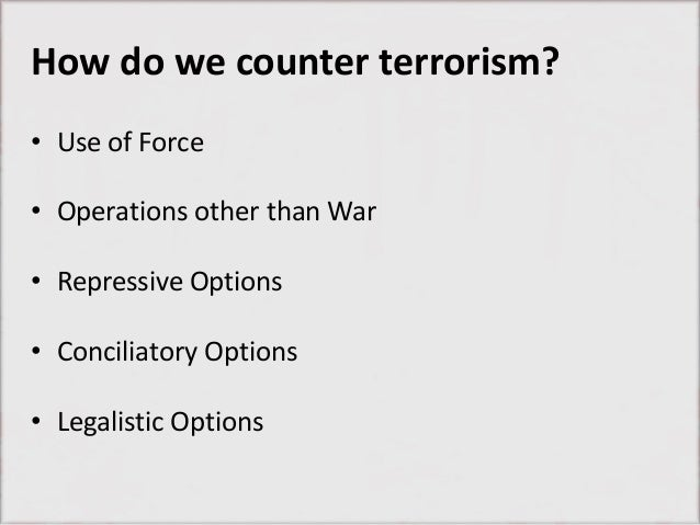 terrorism refers to extortion Information for readers and authors  explaining terrorism: a psychosocial approach  ideology here refers to a system of extremist beliefs and values that are .