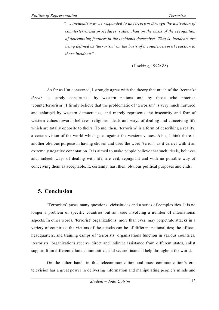 what is the conclusion of an essay