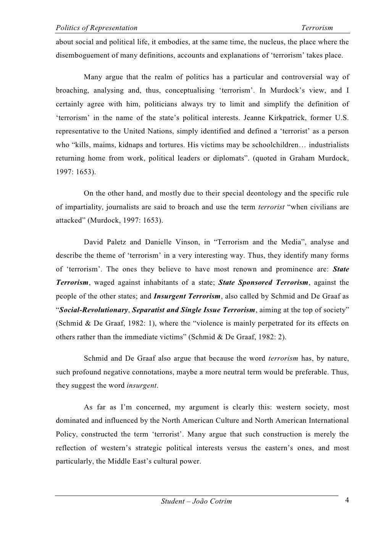 Leadership essay for school