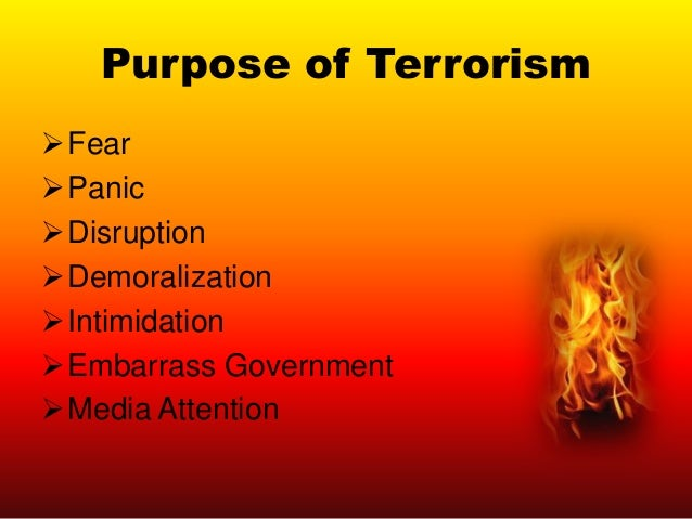 Similarities Between Terrorist and Organized Crime Groups Hierarchy structure Operate secretly Underground network Con...