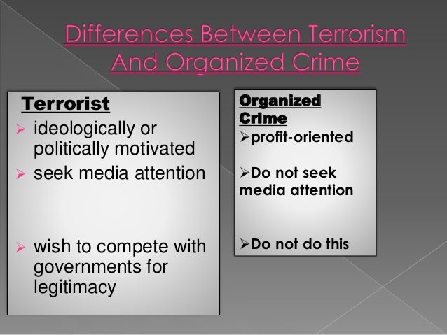 theories of criminology for terrorism Criminology & terrorism criminology & terrorism abstract in this study we try to explore the concept of criminology in a holistic context the main focus of the research is on criminology and its relation with terrorism.