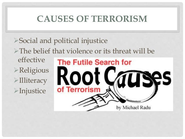 terrorism solutions essay Essay: modern terrorism why do people resort to such violent acts as bombing, assassinations, and hi-jacking how do individuals and organizations justify these acts.