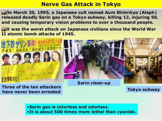 Terrorism effects