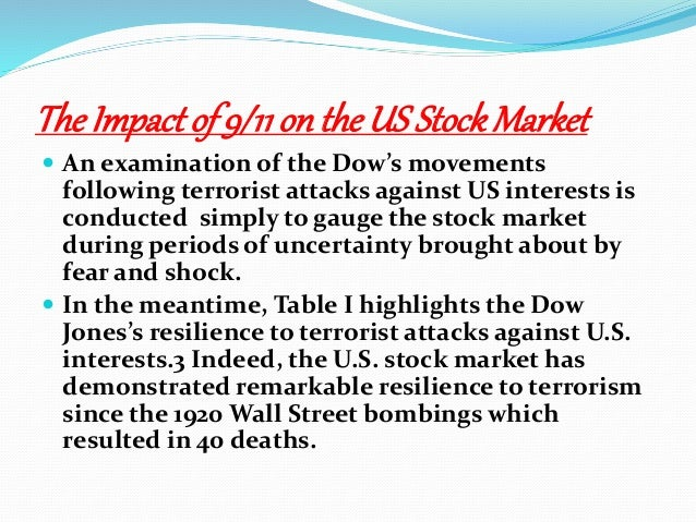 impact of terrorism on hotel security Defense and homeland security spending•  hotel industrydirect impact:  impact of terrorism on smes & business continuity.