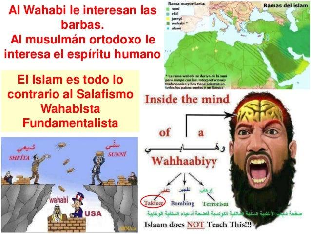 Resultado de imagen de terrorismo wahabista