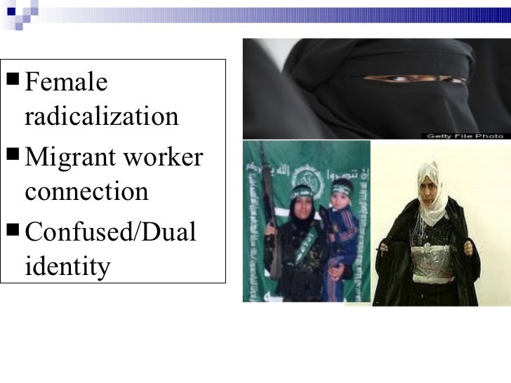 so why radicalization essay The kingdom of saudi arabia claims to be able to counteract terrorists' radicalization— national a future challenges essay not-so-bad actors have been.
