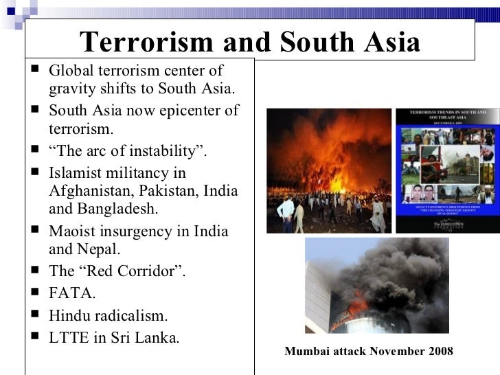 globalization and terrorism essay