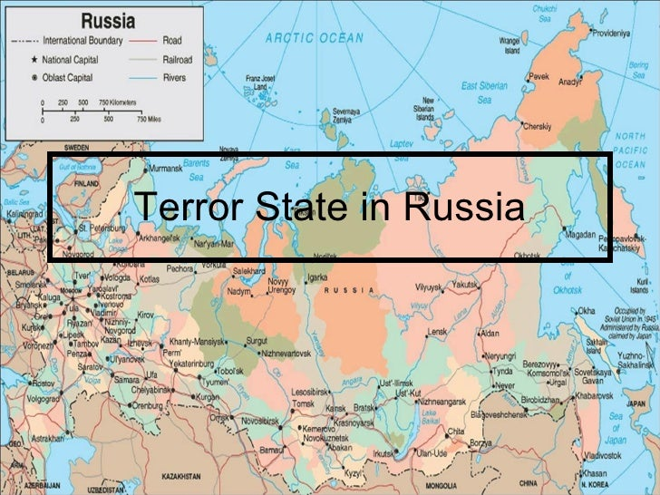Russian State In 115