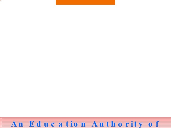 An Education Authority of Ambition