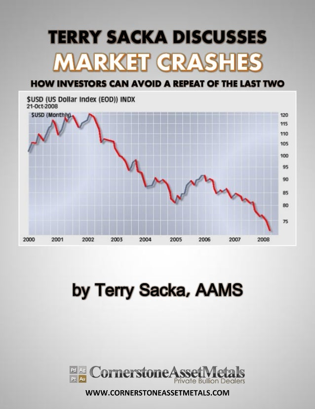 TERRY SACKA DISCUSSES HOW INVESTORS CAN AVOID A REPEAT OF THE LAST TWO by Terry Sacka, AAMS