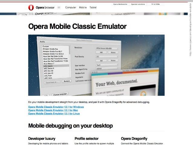 Inspecione o iPhone através do Safari...