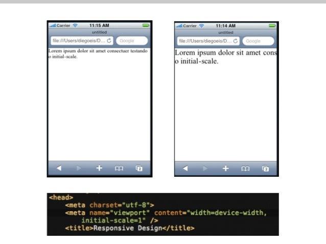 Media Queries  A div #wrapper está com a  propriedade min-width  definida com 1000px.  !  Basta alterar para 100% e o  con...