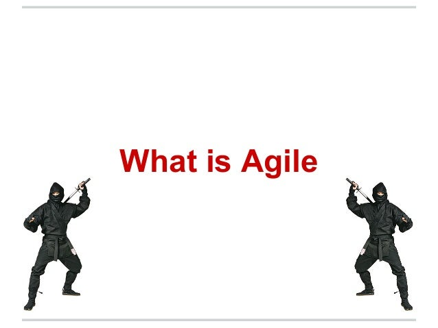 Agile practices for management