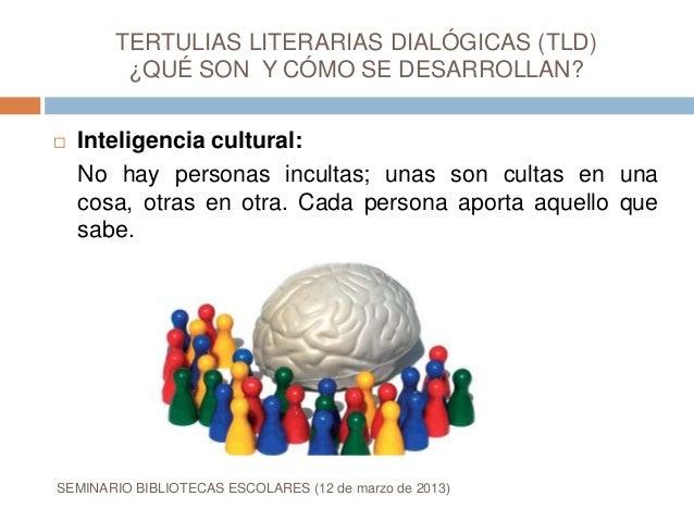 Resultat d'imatges de tertulia literaria dialogica
